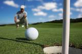 Fototapety golf