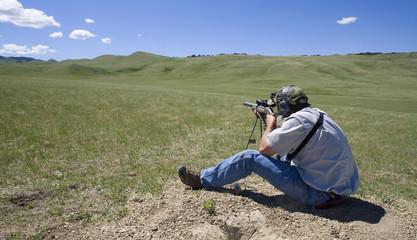 long-range shooter