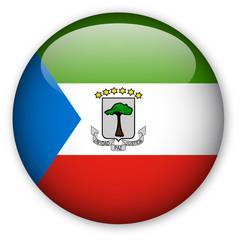 Flag of Equatorial Guinea button