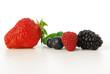 Quadro Frutti di bosco