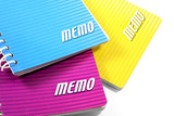 Memo Pads poster
