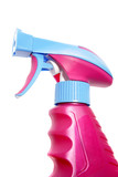 Cleaning bottle poster