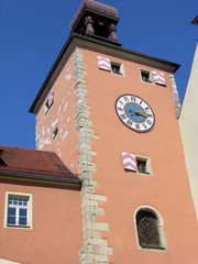 Turm zu Steinernen Brücke