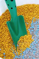 Mineraldünger - mineral fertilizer 14