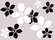 Hintergrund Floral Blumenuster Vektor
