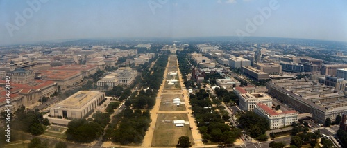 US Capitol Panorama, Washington DC