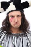 unhappy joker poster