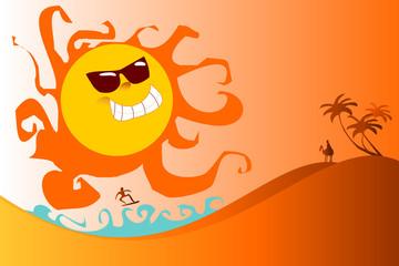 Lion Sun Fun