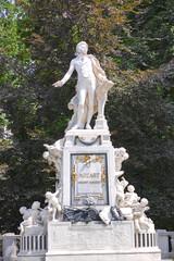Denkmal Mozart in Wien