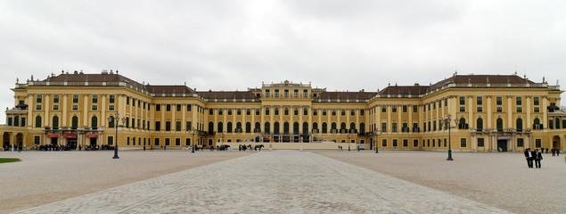 SCHONBRUNN CASTLE 2 IN VIENNA (OSTRIA)