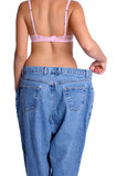Weight Loss Woman poster