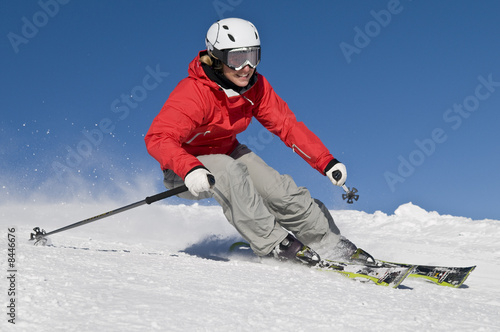 Carving-Spass in Gargellen
