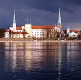 Riga Castle. poster