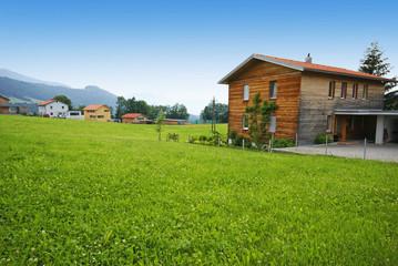 Holzbauarchitektur