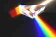 Optisches Prisma (Computer Grafik) - 8476867