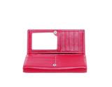 purse feminine red poster