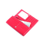 open purse feminine red with money 3 poster
