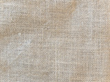Photo of the brown linen background poster