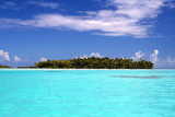 Fototapeta wyspa - ucieczka - Wyspa