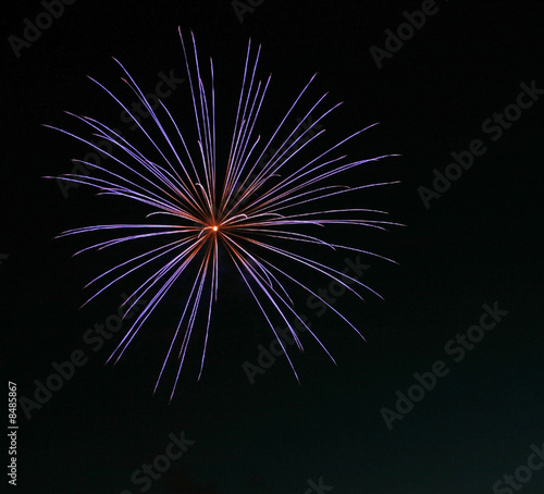 spectacle pyrotechnique