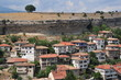 Panoramic view of Safranbolu Turkey