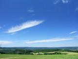 Himmel über Hunsrück und Eifel poster