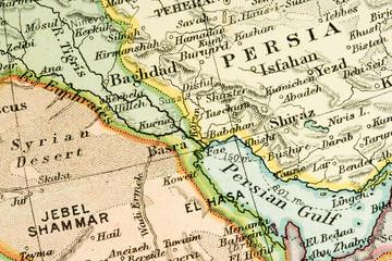Antique Map (expired copyright)