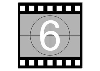 film strip 6