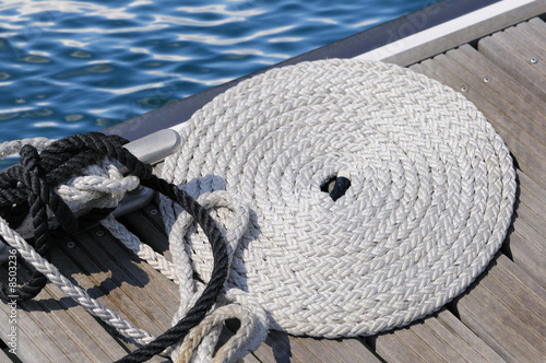 Coiled rope - 8503236