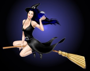 witch black