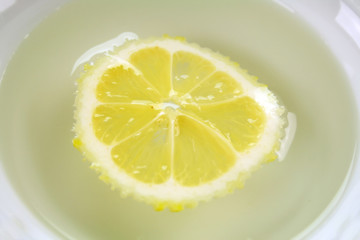 Lemon Dipping Bowl