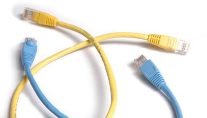 4 Cat5 RJ45 UTP cable