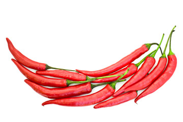 Chili pepper shape
