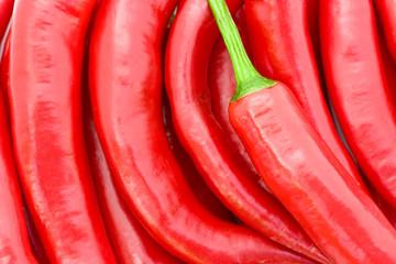Chili pepper background