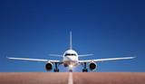Airbus on runway - 8522643