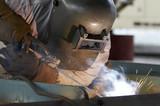 welding close poster
