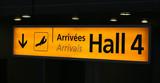 Aéroport - Arrivées #1 poster