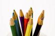 many pencil