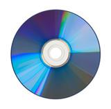 CD / DVD cutout poster