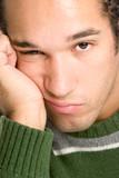 Depressed Man poster