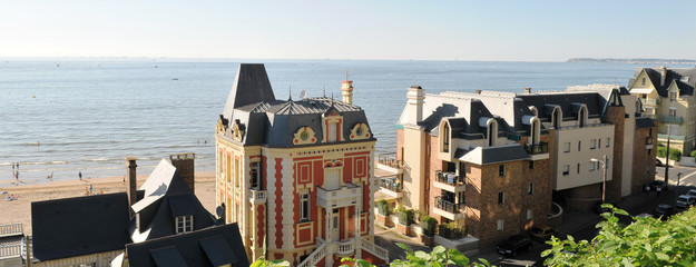Panorama de Trouville