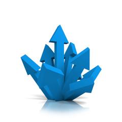 Arrow to success