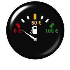 benzinpreis - tankfüllung