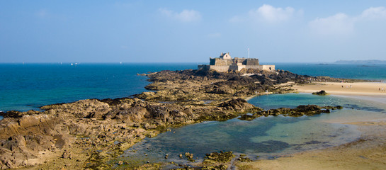 fort national - saint malo
