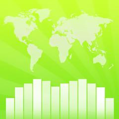 statistiques mondiales vertes