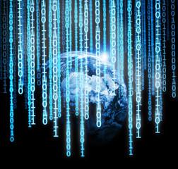 Código binario global