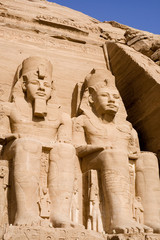 The Great Temple of Abu Simbel