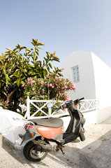 greek island house architecture cyclades