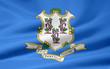 Connecticut Flagge