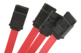 SATA cable red poster